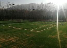 Теннисный корт в санаторий Березка